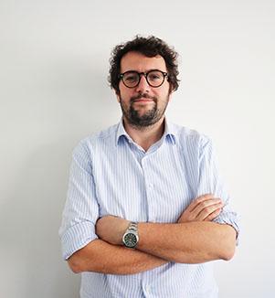 Enrico Pandian, founder di Frescofrigo