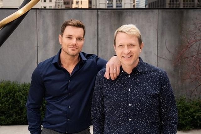 IGTV per imprese: Tyler Hill e Michael Mitchell