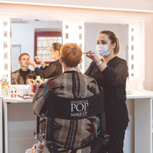 Pop Make Up Academy: sessione di trucco