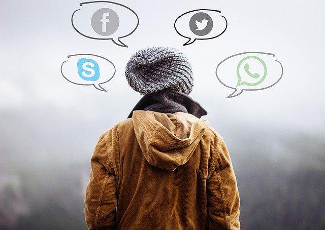 Aumentare visite al blog: condivisione social