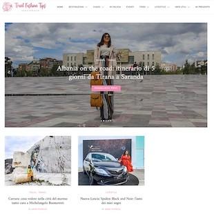 Il blog Travel Fashion Tips di Anna Pernice