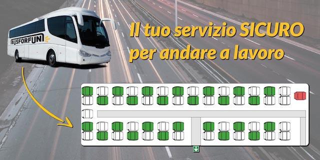BusForFun e il trasporto in sicurezza