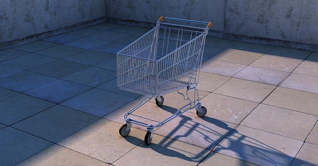 Come aprire un negozio online: carrello