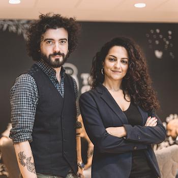 Michela Di Nuzzo e Leo Mauriello di Flick On Food