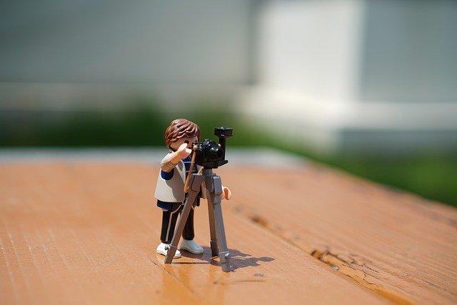 Come fare foto per eCommerce: sfrutta un treppiedi