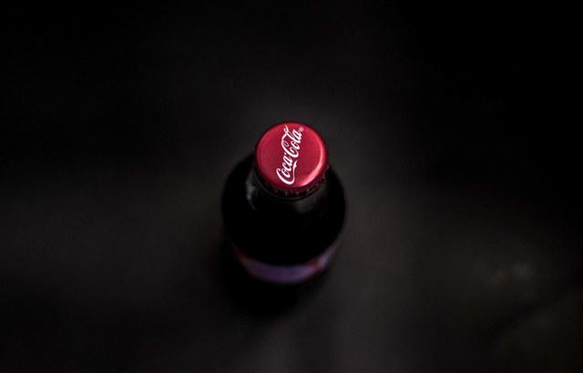 Identità visiva: il logo Coca Cola