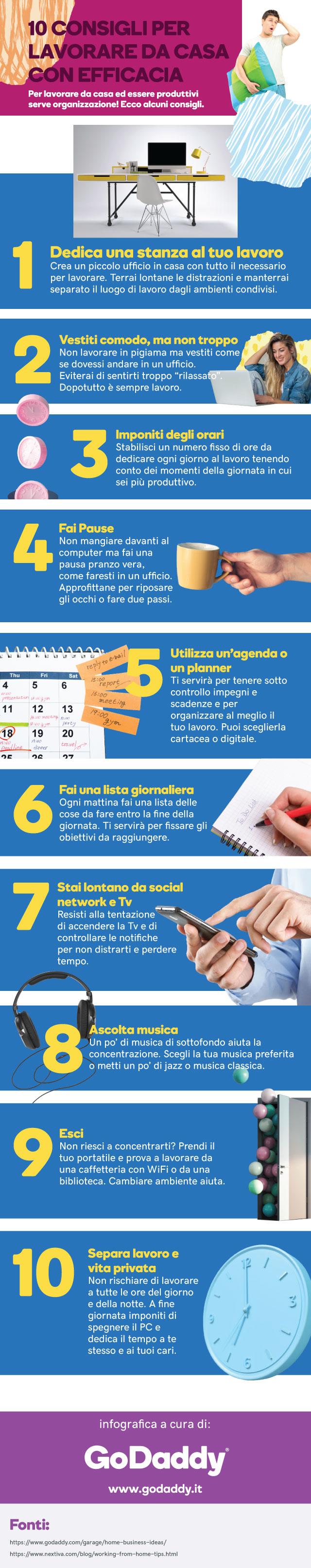 Consigli Per La Casa lavorare da casa seriamente: consigli e idee di business - blog