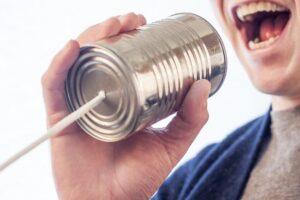 Lezioni imparate nel 2020: comunicazione