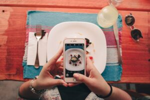 Pagina facebook ristorante: contenuti generati dagli utenti