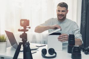 Influencer marketing: settore tecnologia