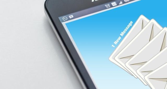 Come creare un sito personale: email professionale