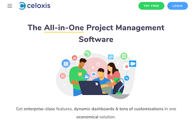 Software di project management: Celoxis