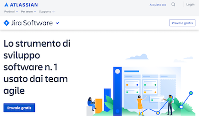 Software di project management: Jira