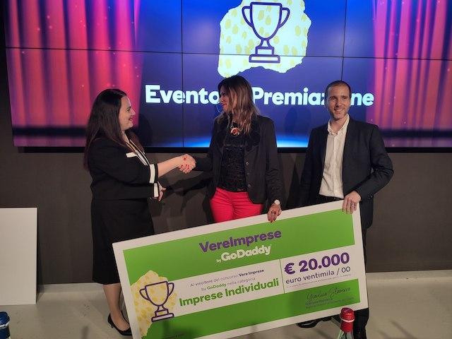 Concorso Vere Imprese: vincitore categoria Impresa Individuale