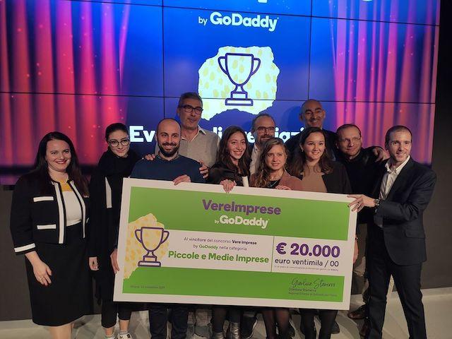 Concorso Vere Imprese: vincitore categoria PMI
