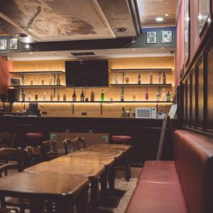 Hostels Alessandro Palace Bar