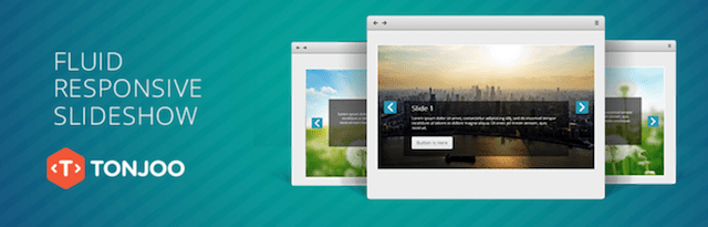 Creare slideshow wordpress: plugin fluid responsive