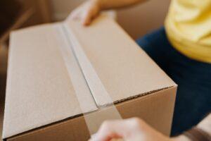Consigli sulle spedizioni per e-commerce: materiale da imballaggio