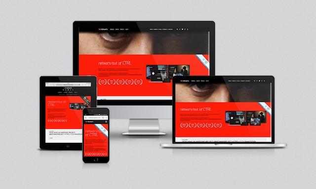 Creare siti web responsive: esempio Netwars