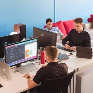 Dilium: al lavoro in ufficio