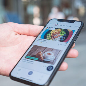 EatsReady: app
