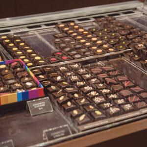 I cioccolatini di Enrico Rizzi Milano