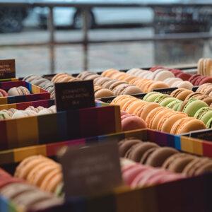 I macarons di Enrico Rizzi Milano