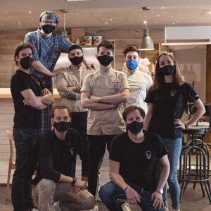 Il team di Giovanni Santarpia