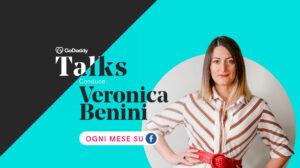 GoDaddy Talks 2021: conduce Veronica Benini