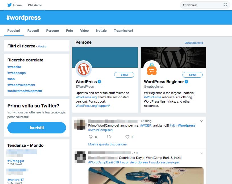 Hashtag Twitter: cosa sono e come usarli
