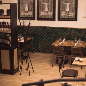 Luciano - Cucina Italiana: sala