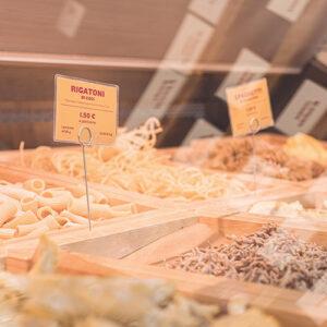 miscusi: pasta fresca