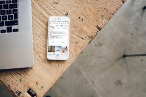 Portare traffico al sito da Instagram: link in bio