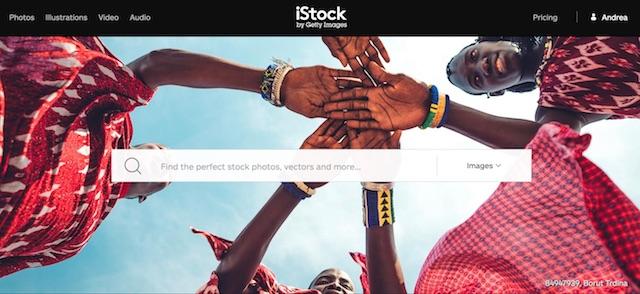 Siti immagini gratis: iStock