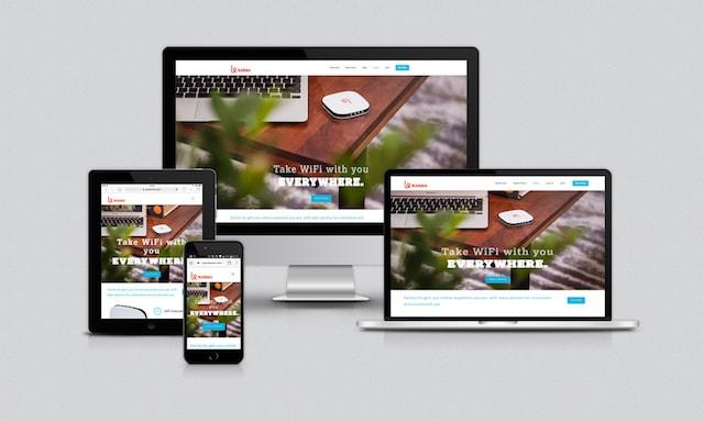 Realizzare siti web responsive: esempio Karma