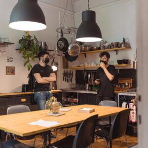 Together Roma: la cucina