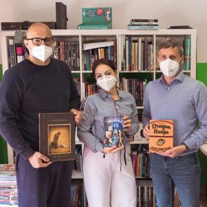 Aprire una casa editrice: la storia di Tunué. I fondatori
